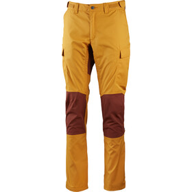 Lundhags Vanner Pantalones Hombre, gold/rust